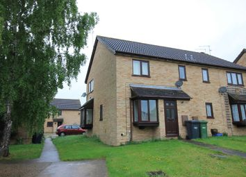 Thumbnail 1 bedroom terraced house for sale in Newton Road, Sawtry