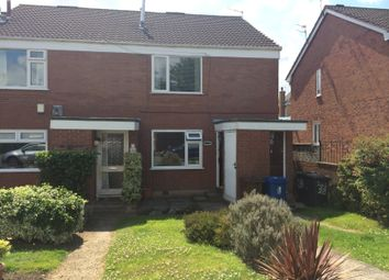 Thumbnail 1 bed flat to rent in Sandstone Road, Winstanley