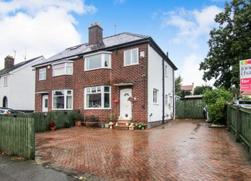 Thumbnail 3 bed semi-detached house for sale in Seaview Avenue, Eastham, Wirral