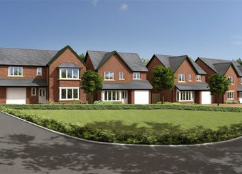 Thumbnail 4 bed detached house for sale in The Woodlands, Barrow In Furness, Cumbria