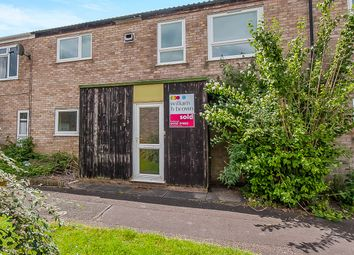 Thumbnail 3 bedroom terraced house for sale in Eyrescroft, Bretton, Peterborough