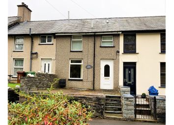 Thumbnail 2 bed terraced house for sale in Rhiwbryfdir, Blaenau Ffestiniog