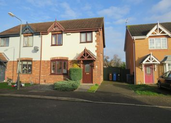 Thumbnail 3 bed detached house to rent in Rossington Drive, Littleover, Derby