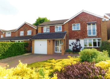 Thumbnail 4 bedroom detached house for sale in Crestwood Park, Brewood, Stafford.