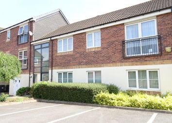 Thumbnail 2 bed flat for sale in Great Northern Close, Ilkeston