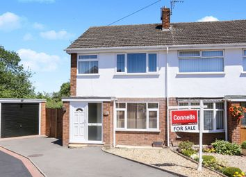 Thumbnail 3 bedroom semi-detached house for sale in Churchfield Close, Coven, Wolverhampton
