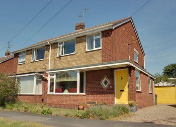 Thumbnail 3 bed semi-detached house for sale in Molescroft Park, Beverley