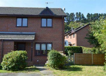 Thumbnail 3 bed semi-detached house for sale in 19, Penrheidol, Penparcau, Aberystwyth, Ceredigion