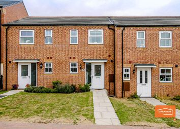 Thumbnail 2 bed terraced house for sale in Northumberland Way, Walsall