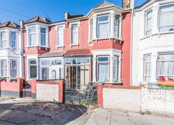 Thumbnail Terraced house for sale in East Avenue, Manor Park, London