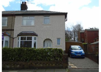 Thumbnail 3 bed semi-detached house for sale in Hornby Street, Oswaldtwistle, Accrington