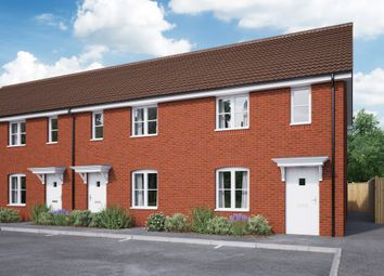 Thumbnail 2 bed terraced house for sale in Aspen Way, Brockworth, Gloucestershire
