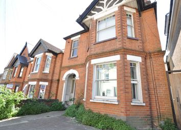 Thumbnail 2 bedroom flat to rent in Farnham Road, Guildford, Surrey