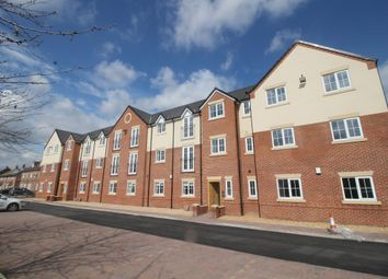 Thumbnail 2 bed flat for sale in Fir Tree Avenue, Auckley, Doncaster