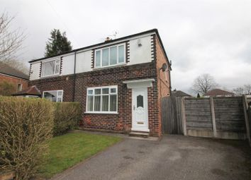 Thumbnail 2 bed semi-detached house to rent in Woodsend Road, Urmston, Manchester
