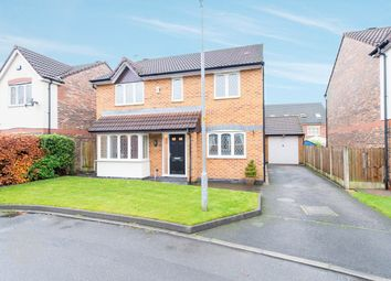 Thumbnail 4 bedroom detached house for sale in Washburn Close, Westhoughton, Bolton