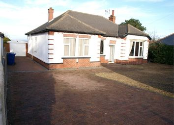 Thumbnail 3 bed detached bungalow for sale in Tower Road, Burton-On-Trent, Staffordshire