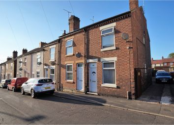 Thumbnail 2 bed end terrace house for sale in Long Street, Burton-On-Trent