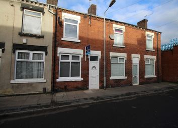 Thumbnail 1 bed terraced house to rent in Glendale Street, Burslem, Stoke-On-Trent