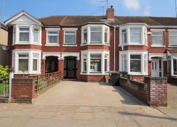 Thumbnail 3 bed terraced house for sale in Owenford Road, Radford, Coventry