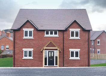 Thumbnail 3 bed detached house for sale in Plot 1 Young's Piece, Pontesbury