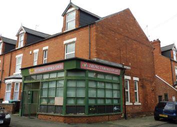 Thumbnail End terrace house for sale in Wiverton Road, Nottingham, Nottinghamshire