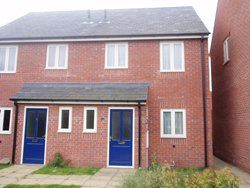 Thumbnail 3 bed semi-detached house to rent in Dairy Close, Market Drayton