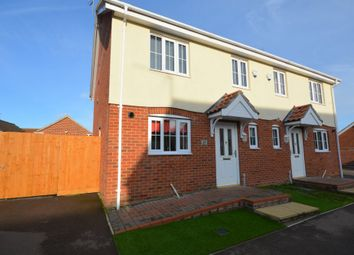 Thumbnail 3 bed semi-detached house for sale in Rodber Way, Park Hill, Suffolk