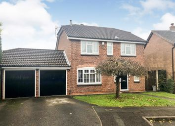 4 bed detached house for sale in Marigold Close, Oakwood, Derby DE21