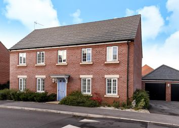 Thumbnail 5 bed detached house for sale in Chilton Field Way, Chilton