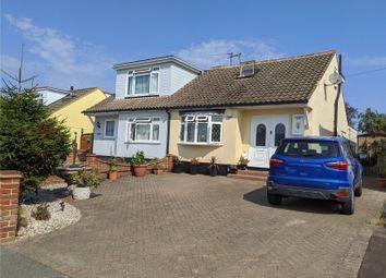 Kimberley Road, Benfleet, Essex SS7. 4 bed semi-detached house