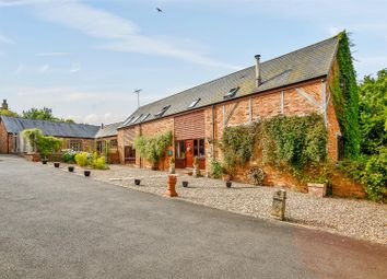 Thumbnail 5 bed barn conversion for sale in Rugby Road, South Kilworth, Lutterworth