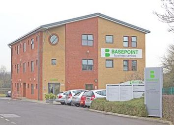 Thumbnail Serviced office to let in Basepoint Business Centre, Caxton Close, East Portway Business Park, Andover, Hampshire
