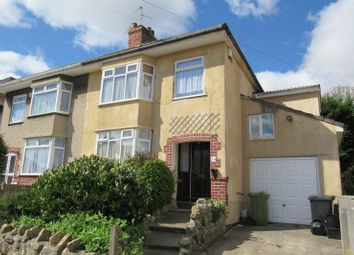 Thumbnail 4 bed semi-detached house for sale in Kinsale Road, Whitchurch, Bristol