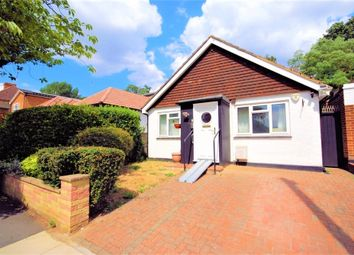 Thumbnail 3 bed detached bungalow for sale in Abercorn Road, Mill Hill