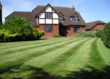 Thumbnail 5 bed detached house for sale in Fismes Way, Wem