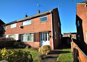Thumbnail 3 bed semi-detached house for sale in Greenwood Crescent, Boughton, Newark