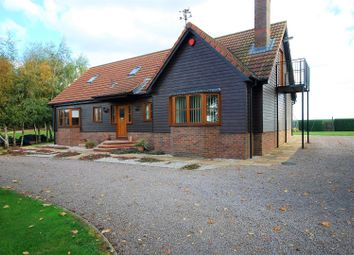 Thumbnail 4 bed property for sale in The Reservoir, Surfleet, Spalding