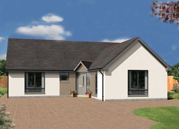Thumbnail 3 bed detached bungalow for sale in 11 Burnside, Off Dulnain Street, Nairn