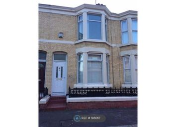 Thumbnail 3 bed terraced house to rent in Leopold Road, Liverpool