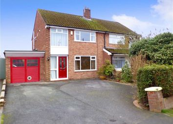 Thumbnail 3 bedroom semi-detached house for sale in Hind Heath Road, Sandbach
