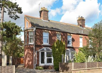 Thumbnail 3 bed end terrace house for sale in Cromer Road, Holt