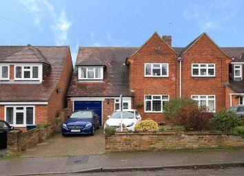 Thumbnail 4 bed semi-detached house for sale in Ranelagh Road, Hemel Hempstead