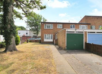 Thumbnail 3 bed end terrace house for sale in Ailsa Close, Broadfield, Crawley, West Sussex