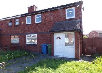 Thumbnail 2 bed semi-detached house for sale in Caspian Road, Liverpool, Merseyside