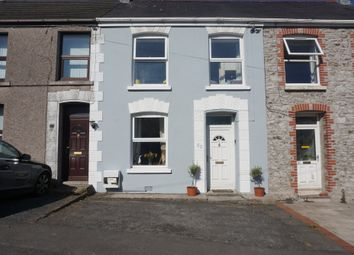 3 bed terraced house for sale in Heol Y Banc, Bancffosfelen, Llanelli SA15