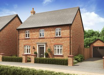 "Thumbnail 4 bed detached house for sale in ""Bradgate (Rural)"" at Tarporley Business Centre, Nantwich Road, Tarporley"