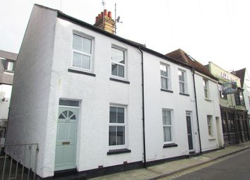 Thumbnail 2 bed end terrace house to rent in Kings Head Street, Harwich, .