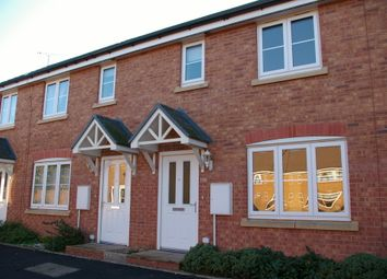 Thumbnail 3 bed terraced house to rent in Elmwood Road, Arleston, Telford