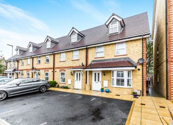 Thumbnail 4 bed end terrace house for sale in Portslade Mews, Portslade, Brighton